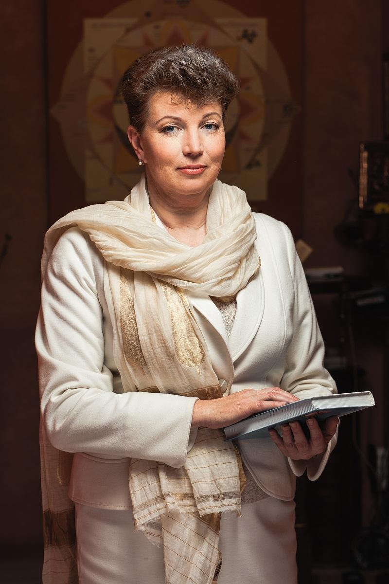 Ольга Любецкая